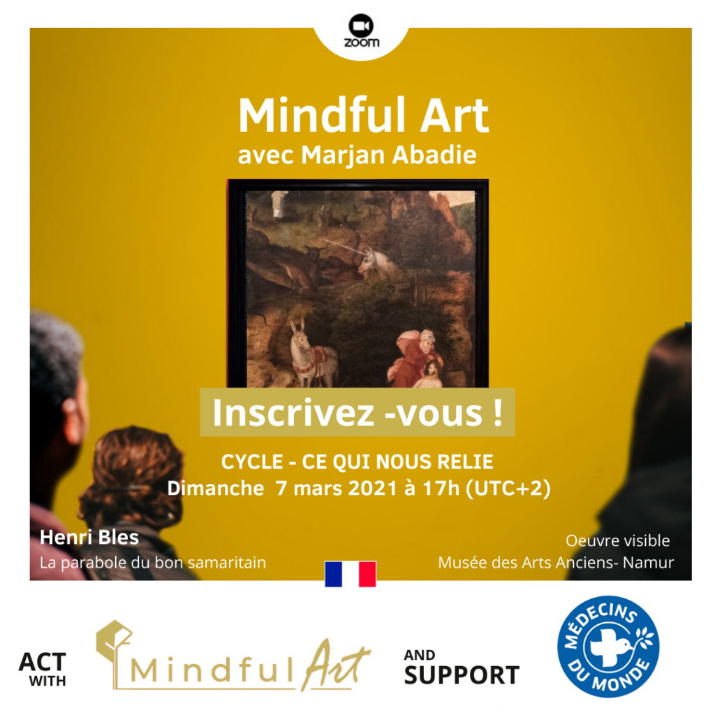 Mindful ARt By Marjan ABADIE - H BLES