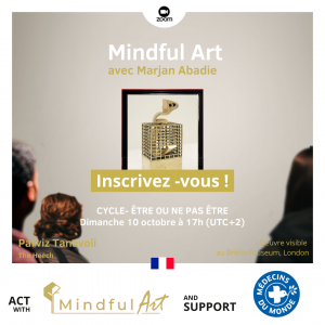 Mindful Art Experience -Tanavoli French